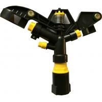 Wholesale Garden 1 Inch Impact Sprinkler Head Part Circle Sprinklers  With 3 ways from china suppliers