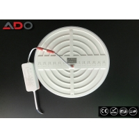 Wholesale Commercial 24w PC SMD2835 LED Slim Panel Light 200mm Adjustable from china suppliers