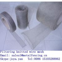 Wholesale Corrosion resistance 40mm width air & liquid filtering mesh from china suppliers