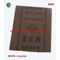 China Abrasive Emery Cloth on sale