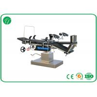 Wholesale Manual Operating Room Equipment with Single / double Tabletop , ISO9001 certification from china suppliers