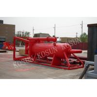 Wholesale ZYQ1000 high degassing effciency, big disposal capacity Liquid Gas Separator from china suppliers
