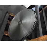 Wholesale Tungsten carbide tipped saw disc and steel core with material 80CrV2 from china suppliers