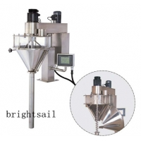Wholesale Stainless Steel 1.5kw Coffee Automatic Powder Packing Machine Auger Weighing from china suppliers