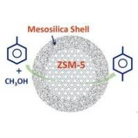 Wholesale HZSM-5 Catalyst , ZSM 5 Synthesis For Hydroforming Isomerization from china suppliers