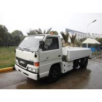 Wholesale Eco Friendly Liquid Waste Truck , Sewage Cleaning Truck ISO Approved from china suppliers