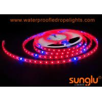 Buy cheap 10 red 1 blue LED Grow Strip Lights 3528 60D LED Plant Growing Light for Fruit from wholesalers