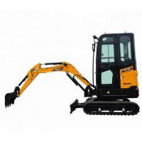 Wholesale 1.75T 2T mini excavator SANY SY20C for Sale used in forest farm and indoors from china suppliers