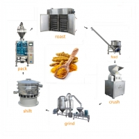 Wholesale Capacity 10-1000kg/Hr Cinnamon Processing Machine from china suppliers