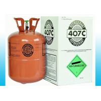 China Commercial Air conditioning R407C HFC Refrigerants Gas With SGS on sale