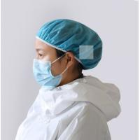 Wholesale Non Woven Disposable Surgical Caps For General Medical Isolation OEM Available from china suppliers