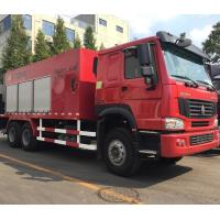 Wholesale Intelligent Road Maintenance Equipment With 8M3 Aggregate Bin 3M3 Emulsion Bitumen Tank from china suppliers
