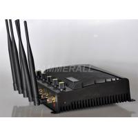 Wholesale Long Standby 3G Cell Phone Signal Jammer , CDMA / GSM / DCS / PHS Blocker from china suppliers