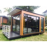 Buy cheap Water - Proof And Simple Container House Prefab With All Over The World from wholesalers