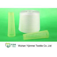 Wholesale 100 Percent Virgin Spun Polyester Yarn 60S Counts 60/3 On Dyeing Tube / Paper Cone from china suppliers