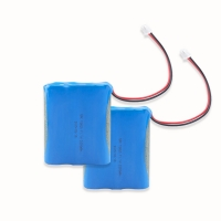 Wholesale 11.1V 2000mAh 18650 Battery Pack For Electronic Digital Product from china suppliers