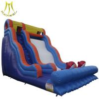 Wholesale Hansel cheap wholesale small inflatable air track inflatable kids toys for water park from china suppliers