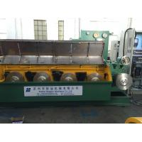 Wholesale 9D Copper Rod Breakdown Machine , Green Large Drawing Machine With Annealing from china suppliers