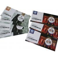 Wholesale Custom Advertising Printing Folded Frequent Leaflet Booklet Flyers from china suppliers