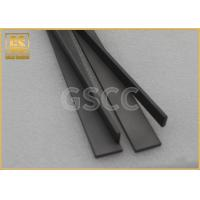 Wholesale Good Straightness Carbide Square Bar / RX10 RX20 Tungsten Carbide Flats from china suppliers