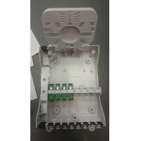 Quality 8 Port Wall Mounted Distribution Box 8 Core Waterproof For Local Area Network for sale