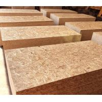 Wholesale Natural Wood Color Oriented Strand Board 9 - 20mm Thickness With Polished Surface from china suppliers