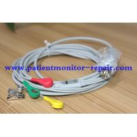 Buy cheap Orginal Medical Equipment Accessories ZOLL  ECG CABLE 3LD IEC SHAPS REF 8000-0026 from wholesalers