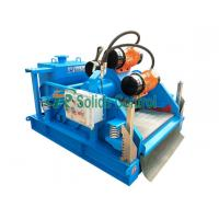 Wholesale 1.5kw*2 Linear Motion Shale Shaker For Drilling / Oilfield Shale Shaker from china suppliers