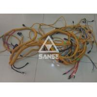 Genuine E330D 817-7484 CAT Excavator Engine Parts / Caterpillar Wire Harness