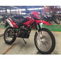 Wholesale 250cc Wind Cooling 1370mm Wheelbase Dirt Bike Motorcycle from china suppliers