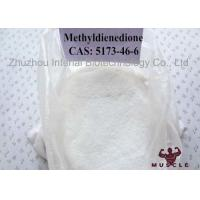 China Muscle Mass Building Prohormones , Estra 4 9 Diene 3 17 Dione 30mg CAS 5173-46-6 on sale
