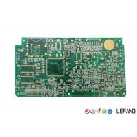 Buy cheap OLED PCB Circuit Board FR - 4 Green Solder Mask For Company Daily Conference  from wholesalers