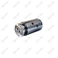 Wholesale 2 passages high pressure hydraulic rotary joint for excavators G1/2'' carbon steel material from china suppliers