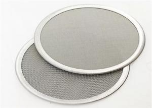 Wholesale Porous Round Grade 304l Wire Mesh Filter Disc from china suppliers