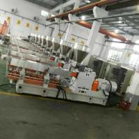 Wholesale High Capacity Custom Plastic Extrusion Machine , One Year Warranty from china suppliers