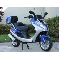 Wholesale 4 Stroke 150cc Single Cylinder Adult Motor Scooter from china suppliers