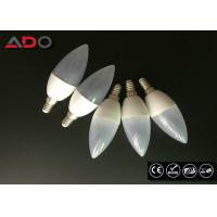 Wholesale 8W LED Candle Bulb Light / Energy Saving Indoor Spotlight Chandelier from china suppliers