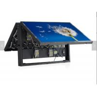 Wholesale Fixed Double Sided P8 Outdoor Advertising LED Display With Linsn / Novastar from china suppliers
