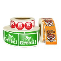 Wholesale Custom Made Roll Sticker Labels For Printing Sticker Labelling Machine from china suppliers
