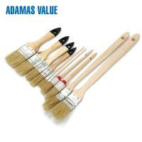 Wholesale Round Natural Hair Brush 31404 , Wooden Handle Real Hair Paint Brushes from china suppliers