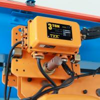 Wholesale Stable Lifting 3 Ton H-Beam Electric Hoist Trolley , Motorized Beam Trolley With CE Certificate from china suppliers