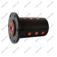 Buy cheap BSP thread 6 passages high pressure hydraulic rotary union for lifting equipment from wholesalers