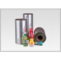 Wholesale Soft Clear Moisture Proof PETG Shrink Film For Printing Labels , Eco Friendly from china suppliers