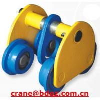 Wholesale GCT plain trolley, geared beam trolley, warp beam trolleys from china suppliers