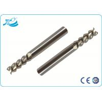 Wholesale Fast Feed Precision Tungsten Carbide End Mills Two Flute End Mill cutting tools from china suppliers