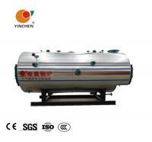 Fuel Oil Fired Steam Boiler Wet Back Inner Combustion Quick Steam 1T-10T/H