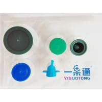 Wholesale Blue / Green Bag In Box Fitments / Bag In Box Connectors Valve For Aseptic Bag from china suppliers