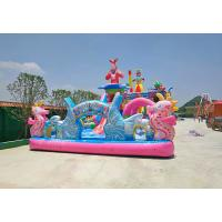 Wholesale Entertainment Air Jumper Inflatable Trampoline Kids Inflatable Playhouse from china suppliers