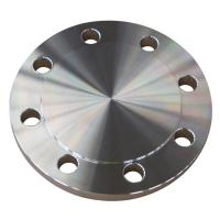 Wholesale Anti - rust Oil DN10 - DN2000 ASTM A182 F22 Steel Blind Flange Forged from china suppliers