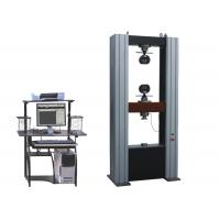 Wholesale Steel Wire Universal Testing Machine All - Digital Controller Servo Motor 20T Force from china suppliers